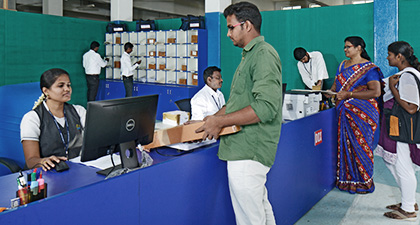 Lakshmi Cargo Company